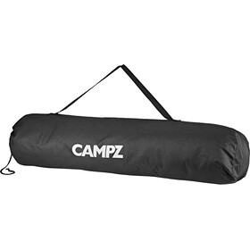 CAMPZ Aluminium Folding Table 107x70x70cm, black/grey